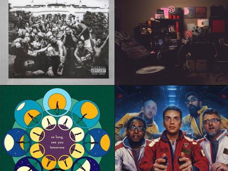 CASHEW YEAR Playlist - 2015