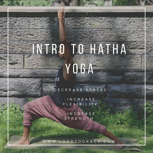 Introduction To Hatha Yoga- Beginners Guide