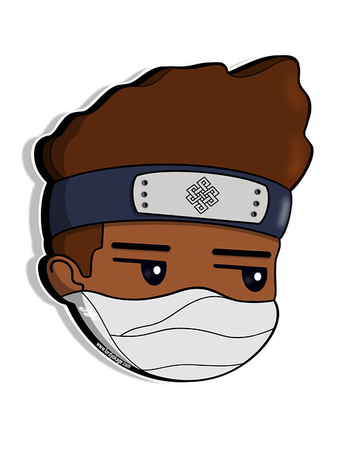 Chibi Lord Yogkage Sticker