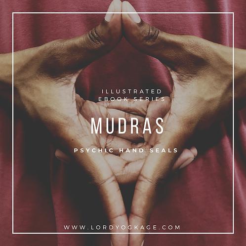 Mudras Psychic Hand Seals