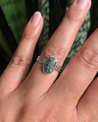 New Lander Double Band Ring | Size 7.75