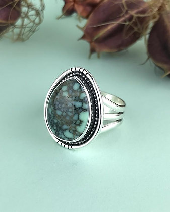 Poseidon's Queen Ring | Size 7