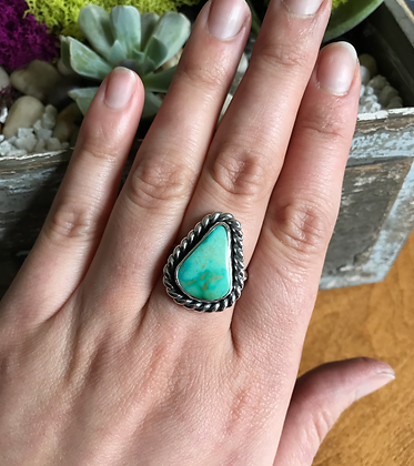 Tropical Royston Ring | Size 10