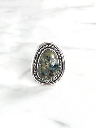 Multi-colored Poseidon Dream Ring | Size 8