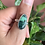 Thumbnail: The Big Green Damele ring | Size 8