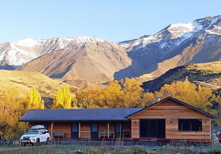 An expedition to one of New Zealand's most remote sheep and cattle stations.