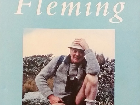 """Charles Fleming, """"Environmental patriot"""" a biography by Mary McEwen."""