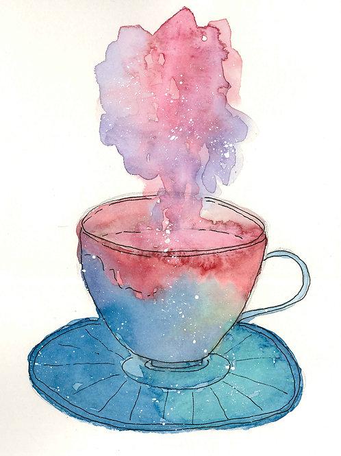 Poster - Magic tea
