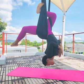Aerial Yoga Teacher Training in Phuket