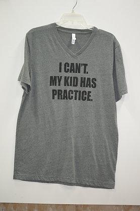 Kid Has Practice