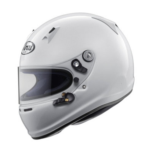 Arai SK-6 SA2015 Racing Helmet front view