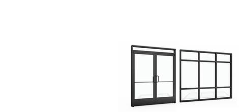 Storefront Windows