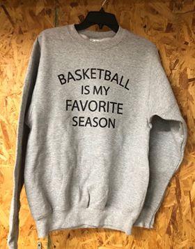 Favorite Basketball Sweatshirt