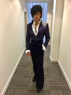 Mark Anthony as Prince, EBTTRT, tv