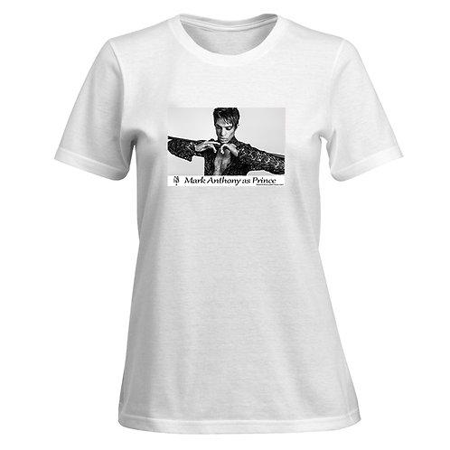 T Shirt BW image on White