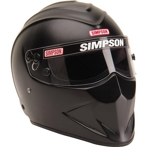 Simpson Diamondback SA2015 Racing Helmet Matte Black