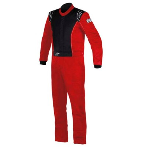 Alpinestars Knoxville Racing Suit red