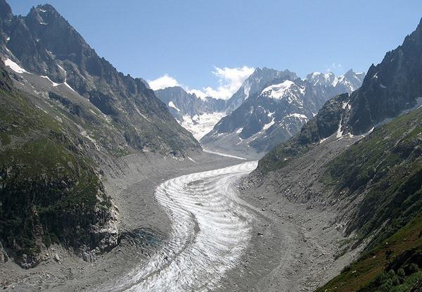 Mar de Gelo - Chamonix - França
