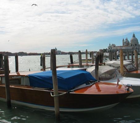 Veneza, mais uma das maravilhas da Itália.