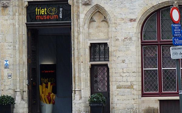 Museu da Batata Frita - Bruges- Bélgica