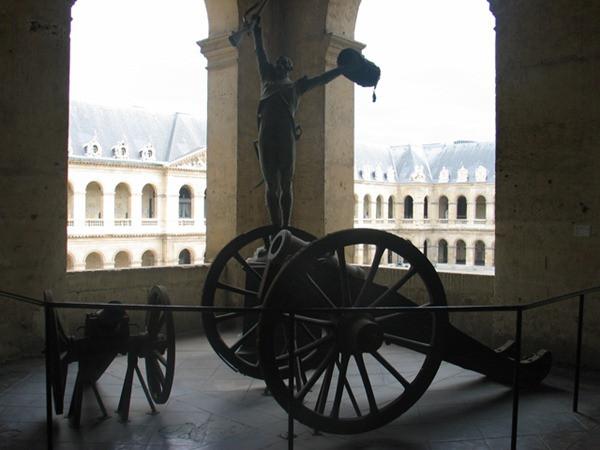 Museu Exército - Invalides - Paris - França