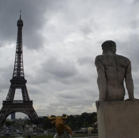 Roteiro: Primeira parada Paris