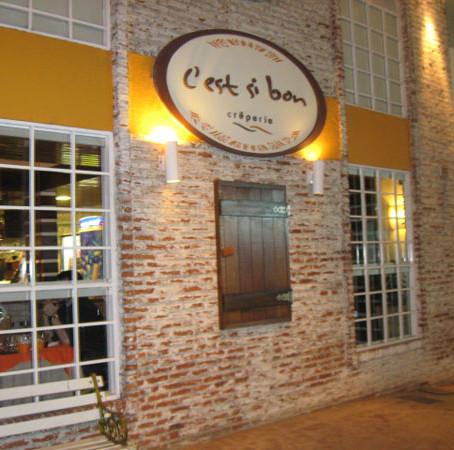 Gastronomia em Brasília: C'Est Si Bon