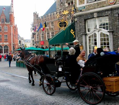Bruges, a mais linda cidade da Bélgica.