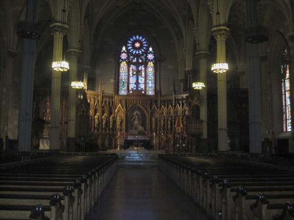 Catedral Saint Patrick - Soho - Londres - Inglaterra