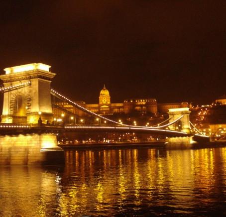 Chain Bridge Festival em Budapeste – Hungria – 2010