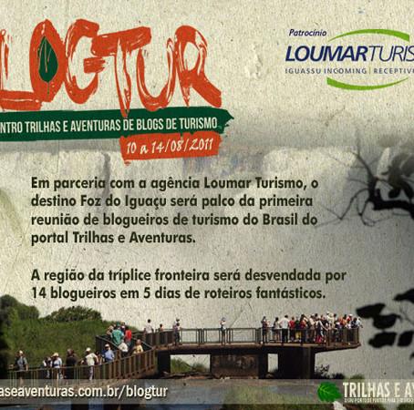 Nosso próximo destino é Foz do Iguaçu – BlogTur 2011