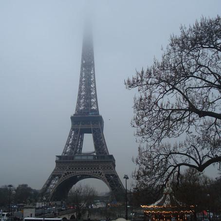 Chegando em Paris – Europa