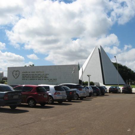 Templo da Legião da Boa Vontade – Brasília