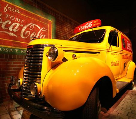 Museu da Coca-Cola em Atlanta – Estados Unidos