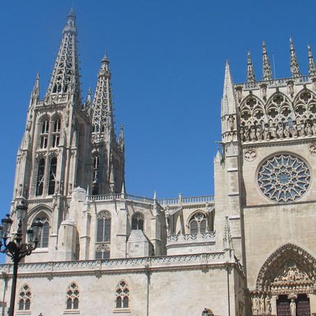 A espetacular Catedral de Burgos na Espanha