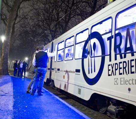 Tram Experience: Um passeio gastronômico em Bruxelas.