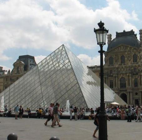 Museu do Louvre em Paris. Qual é a melhor opção?