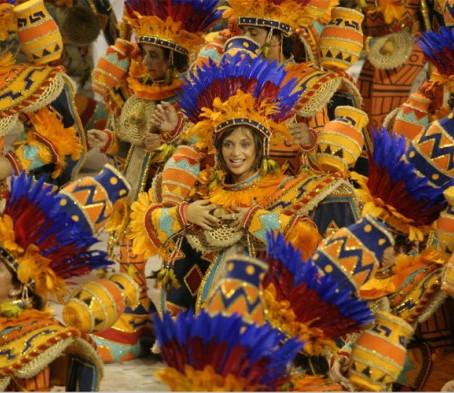 O Rio de Janeiro continua lindo: É Carnaval !