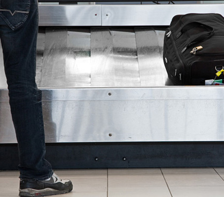 Saga da mochila perdida na Alemanha