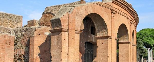 Anfiteatro - Ostia Antica - Roma - Itália