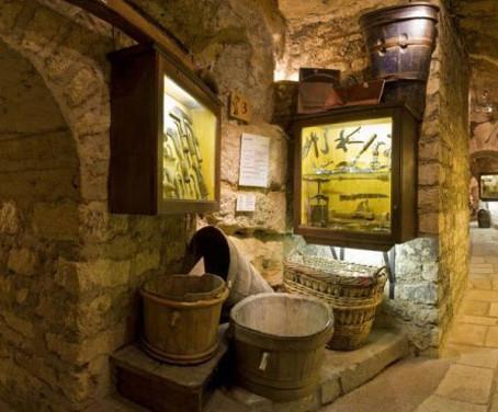 Museu do Vinho em Paris.