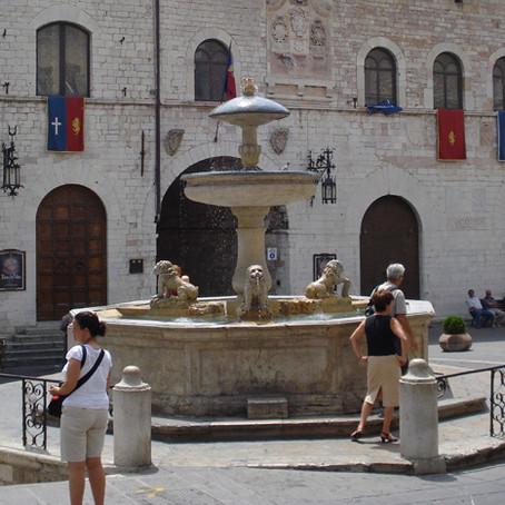 Galeria de fotos da viagem à Assis em 2007 – Itália