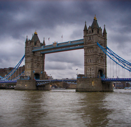 Alguns dos melhores lugares para ver Londres do alto
