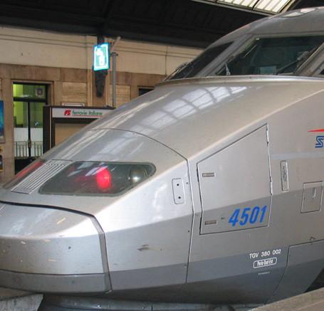 A melhor forma de comprar bilhetes de trem na Europa