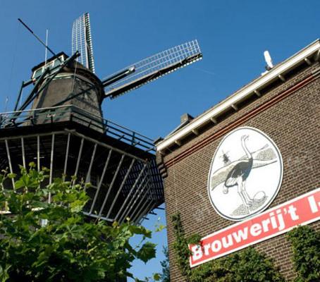 Amsterdam: Uma deliciosa cerveja artesanal na Brouwerij't Ij