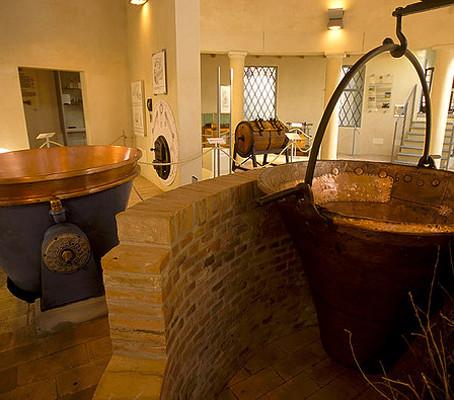 Os Museus de Alimentos na região de Parma – Itália