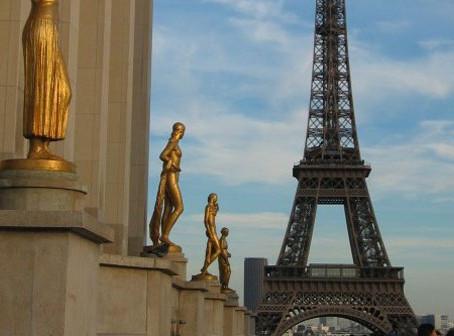Torre Eiffel – A Grande Dama
