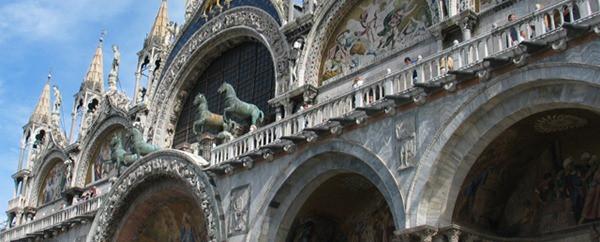 Basílica São Marcos - Veneza - Itália