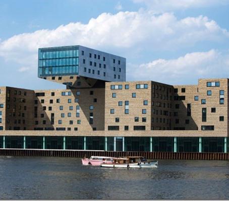 Nhow de Berlim: o primeiro hotel musical da Europa.
