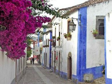 ruas-de-obidos-portugal